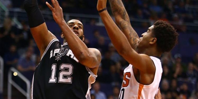 Spurs vs Suns