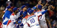 Dominican Republic baseball team
