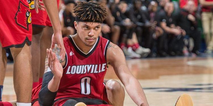 Louisville Cardinals Player