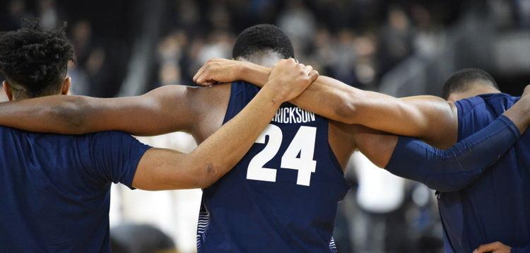 Georgetown Hoyas players