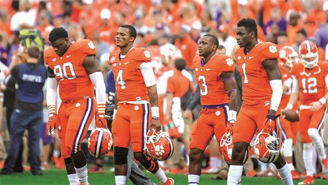 Clemson Tigers Team Preview & Betting Odds Analysis - SBR ...