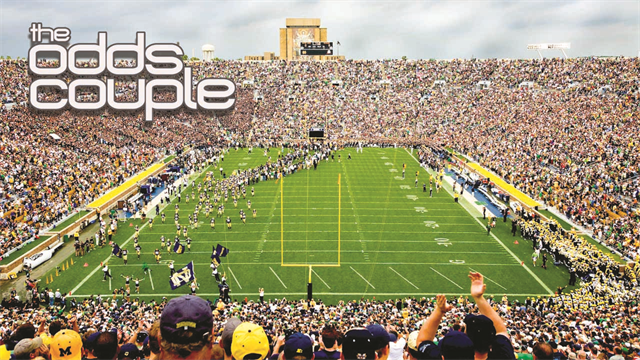 score of the notre dame football game this weeks college football picks