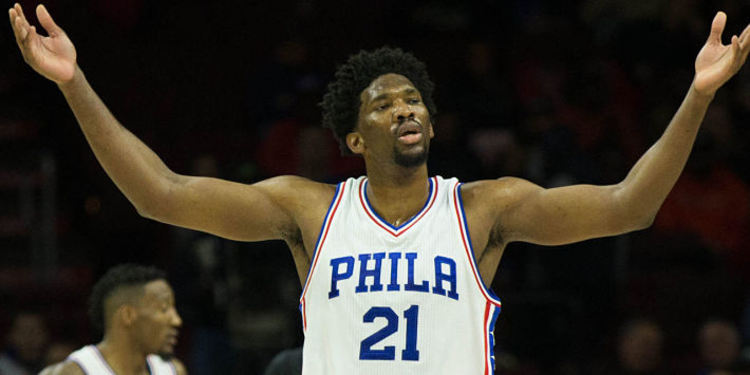 Sixers Player