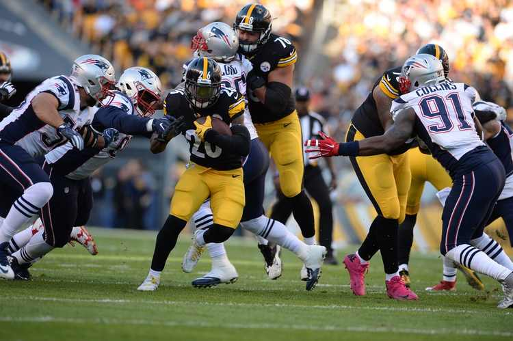 leveon bell steelers