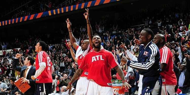 Atlanta Hawks Bench