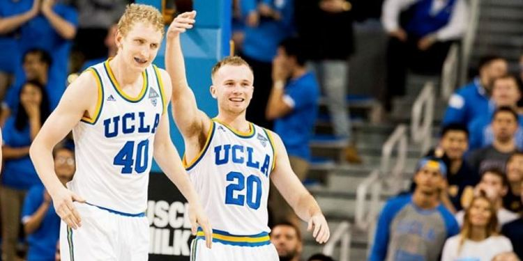 UCLA Bruins players