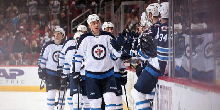 Winnipeg Jets players