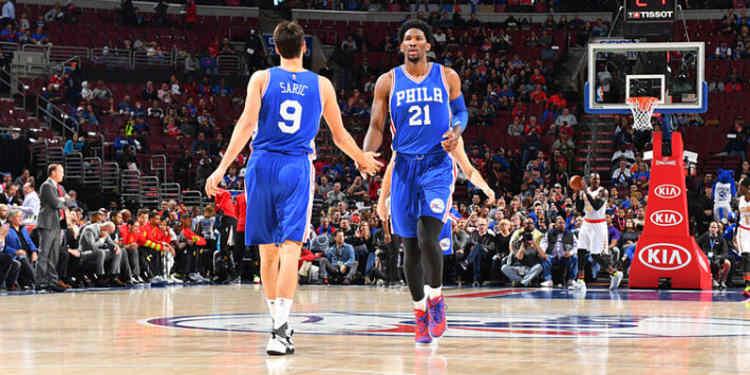 Philadelphia 76ers players