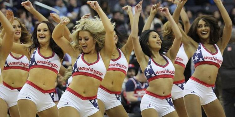 Washington Wizards Cheerleaders