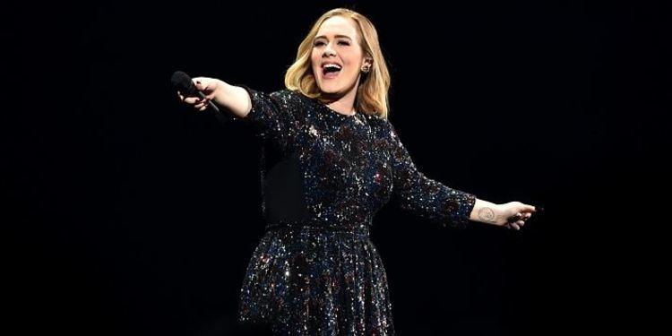 Music artist Adele