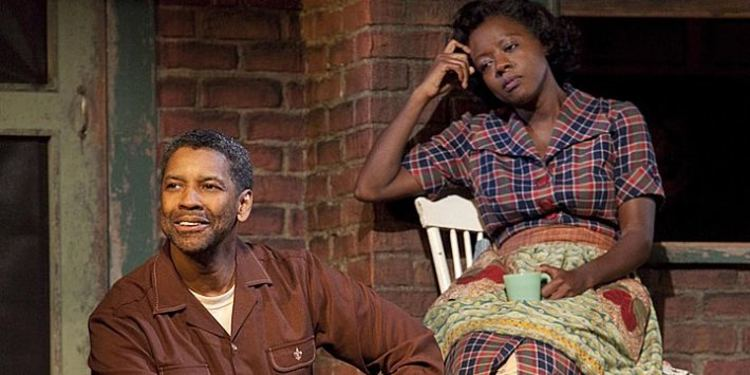 Image of Fences the movie