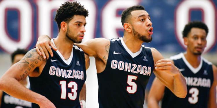 Gonzaga Bulldogs players