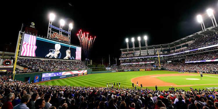 Cubs vs Indians 2016