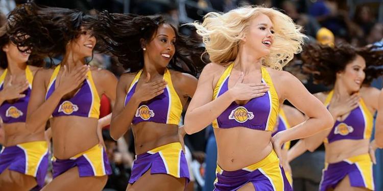 Los Angeles Lakers Cheerleaders