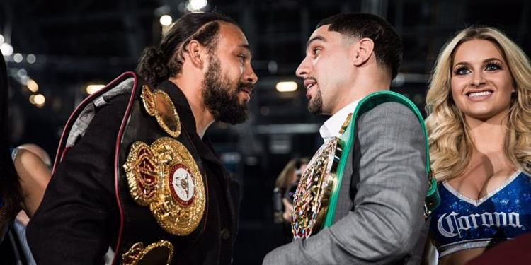 Thurman vs Garcia