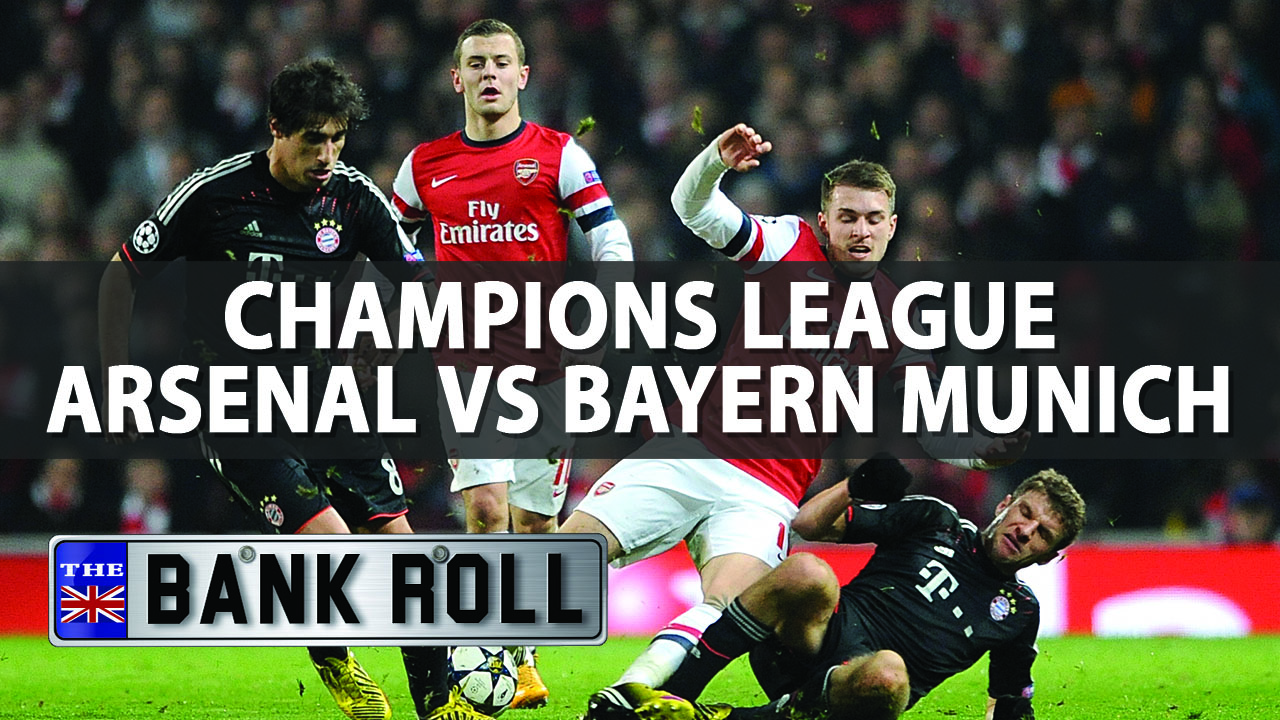 arsenal vs bayern - photo #45