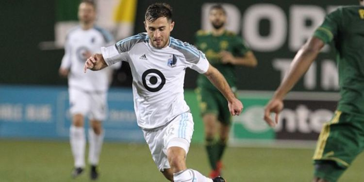 Minnesota United FC player in action