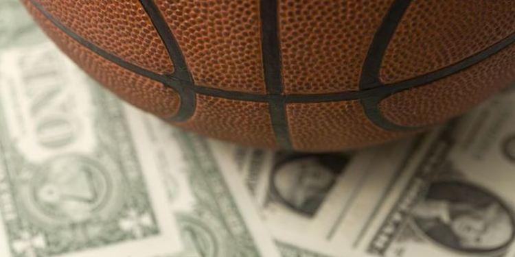 Basketball betting image