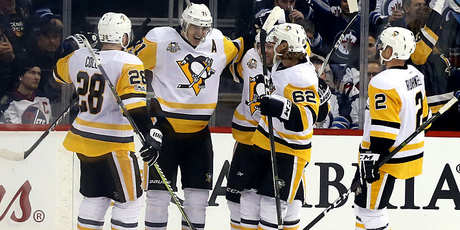Pittsburgh Penguins players