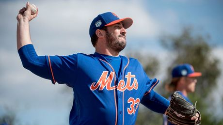 matt harvey mets