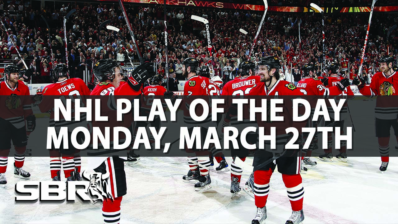 NHL Picks | Play Of The Day | Monday, March 27thLatest VideosBlues v Bruins, Twins v Indians & Nationals v Padres | NHL + MLB Betting Picks | That Betting ShowNHL Double Header for Playoff Game 7's on Tuesday Night | NHL Betting Picks | That Betting ShowMaple Leafs vs Bruins & Pirates vs Cubs | NHL & MLB Betting Picks | That Betting Show, April 11Ducks & Kings NHL Picks and Predictions | LoBag NHL Betting Tips | March 5thJets vs Lightning NHL Picks and Predictions | LoBag NHL Betting Tips | March 5thSenators vs Islanders NHL Picks and Predictions | LoBag NHL Betting Tips | March 5thOilers vs. Sabres | Loshak & The Bag March 4Maple Leafs vs. Flames | Loshak & The Bag March 4Penguins vs Chicago Blackhawks NHL Picks | LoBags NHL Odds report & Free NHL PicksKnights vs N.Y. Islanders NHL Picks | LoBags NHL Odds report & Free NHL PicksMaple Leafs vs Hurricanes Free NHL Picks | LoBag's NHL Betting Tips and Predictions | Dec 11thToronto vs. Dallas Betting Odds & Predictions | Ice Guys Free NHL PicksCalgary vs. Nashville Betting Odds & Predictions | Ice Guys Free NHL PicksCapitals vs Bruins Betting Picks & Odds Report | Ice Guys Preview The 2018 Season OpenerWashington Capitals at Vegas Golden Knights, Game 5 | Sports BIT | NHL PicksVegas Golden Knights at Washington Capitals, Game 4 | Sports BIT | NHL PicksWashington Capitals at Vegas Golden Knights, Game 2 | Sports BIT | NHL PicksTampa Bay Lightning at Washington Capitals, Game 4 | Sports BIT | NHL PicksWinnipeg Jets at Nashville Predators, Game 7 | Sports BIT | NHL PicksWinnipeg vs. Nashville | Ice Guy Clips | NHL Picks