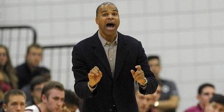 Coach Tommy Amaker