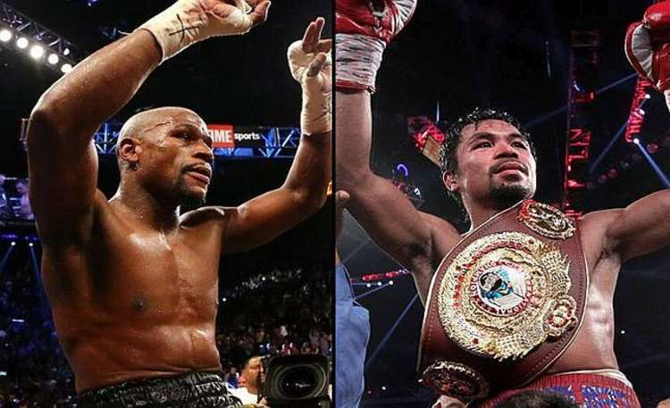 Betting Mayweather vs. Pacquiao? Final Days to Place Boxing Props ...