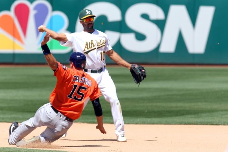 Oakland Athletics vs Houston Astros Odds