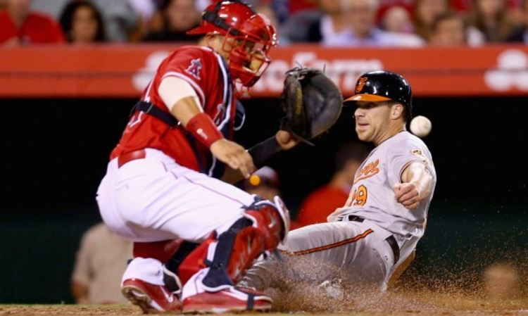 Los Angeles Angels vs Baltimore Orioles