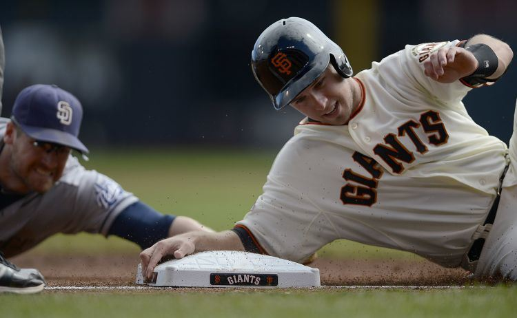 Giants vs Padres MLB Odds