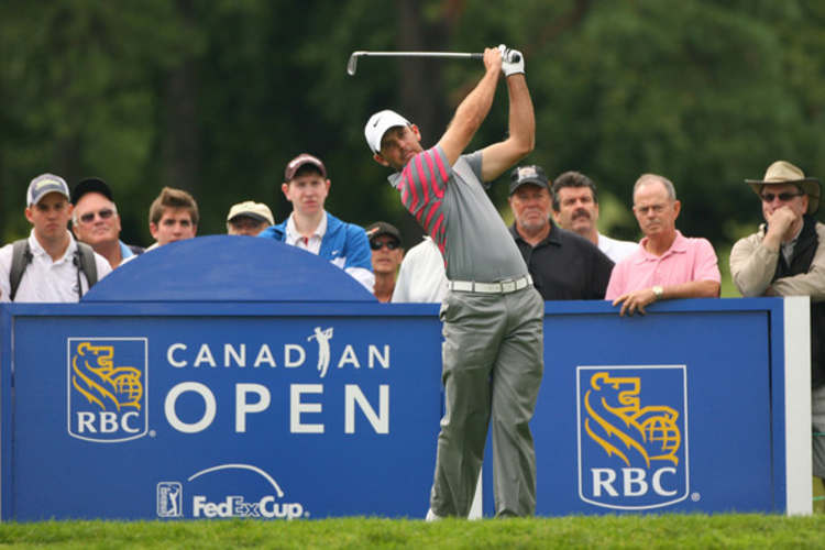 RBC Canadian Open Odds
