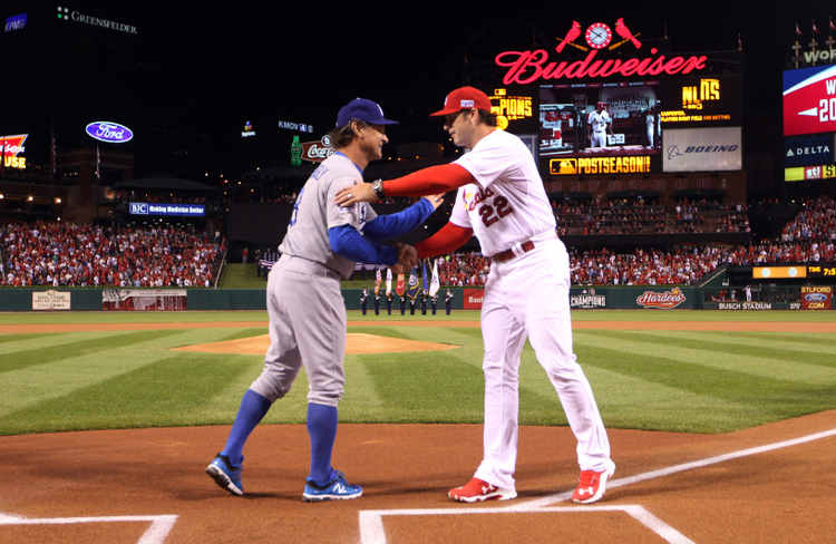 Dodgers vs Cards MLB Odds