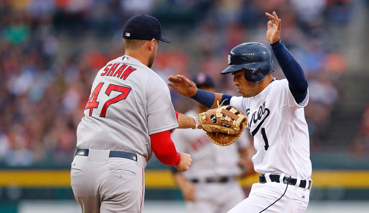 Detroit Tigers vs Boston Red Sox MLB Odds