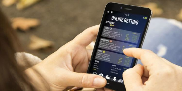 Betting On A Mobile Phone