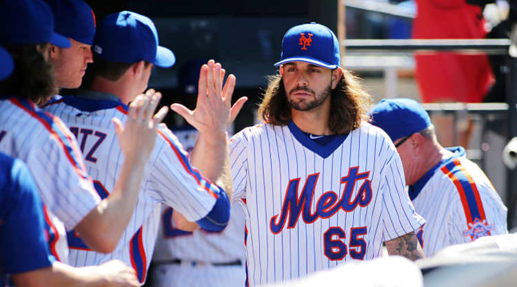 NY Mets Players