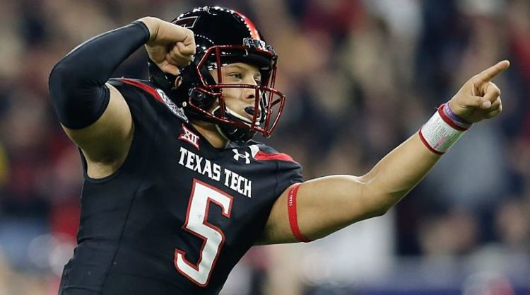 Texas Tech Red Raiders  Player flexes