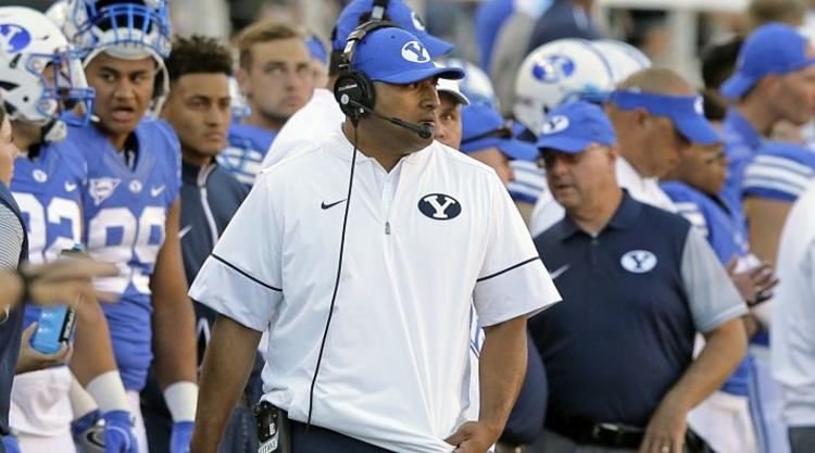 BYU Cougars Coach