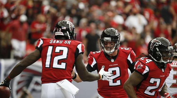 Atlanta Falcons Players