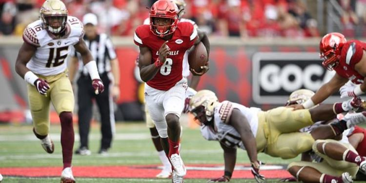 Florida State and Louisville faced each other for week 3