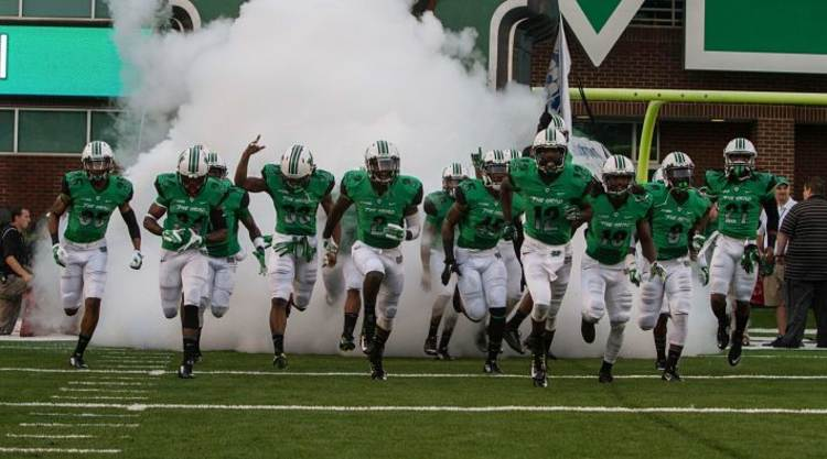 Marshall Thundering Herd Charge The Field