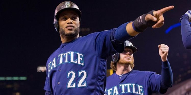 Seattle Mariners after winning the Astros