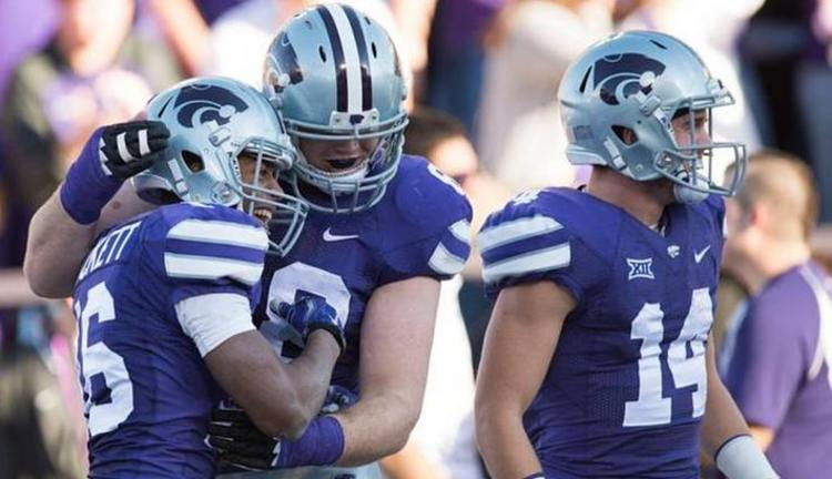 Kansas St. Wildcats Are Slight Underdogs