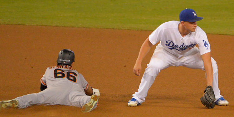 San Francisco Giants vs LA Dodgers
