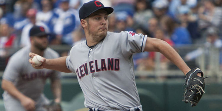 Indians To Start Trevor Bauer In Game 1 Of ALDS