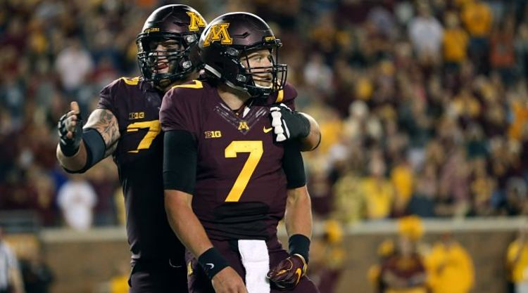 Minnesota Golden Gophers players