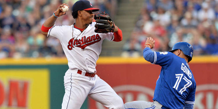 Indians vs. Blue Jays
