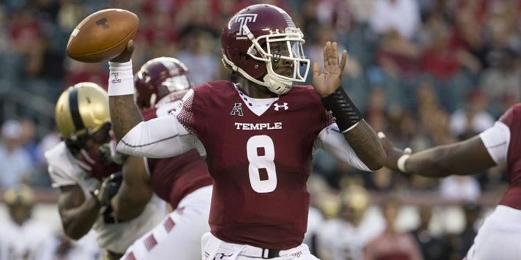 Temple Owls QB