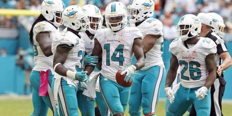 Miami Dolphins players