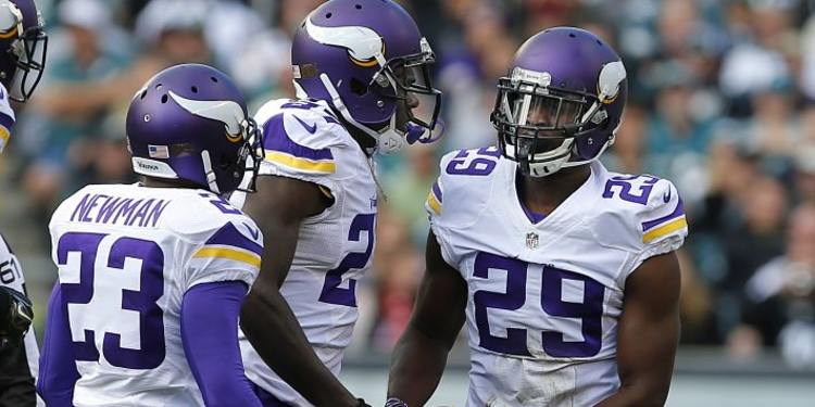 Minnesota Vikings players