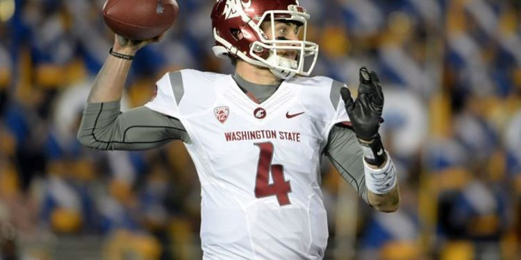 Luke Falk Of Washintong St
